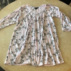Super soft pale pink nightgown